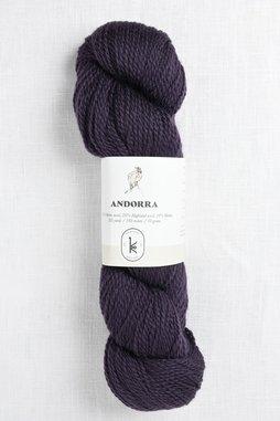 Image of Kelbourne Woolens Andorra 504 Eggplant