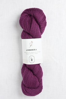 Image of Kelbourne Woolens Andorra 510 Boysenberry