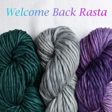 Welcome Back Rasta