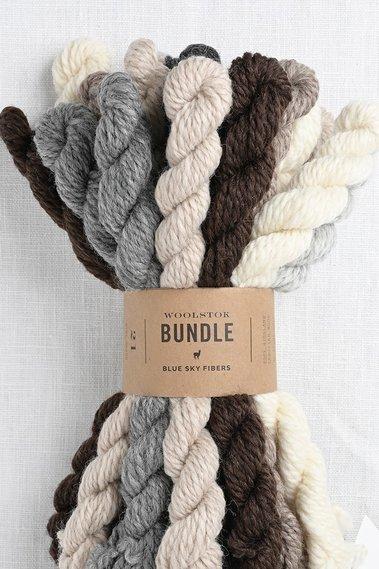 Image of Blue Sky Fibers Woolstok Bundle