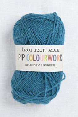 Image of Baa Ram Ewe Pip Colourwork 16 Lotherton