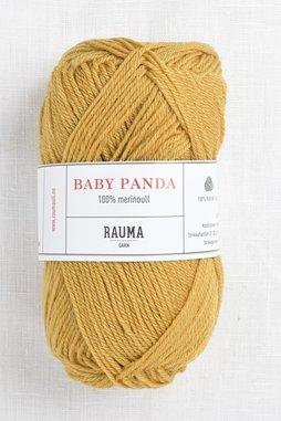 Image of Rauma Baby Panda (Baby Garn) 150 Wheat