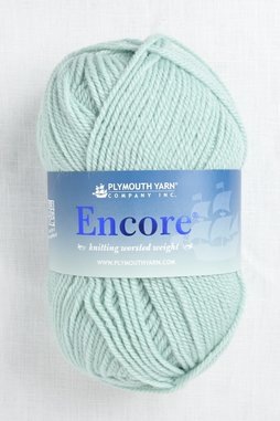 Image of Plymouth Encore Worsted 801 Light Colonial Green