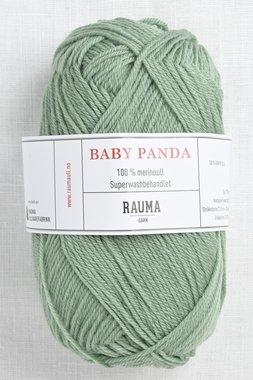 Image of Rauma Baby Panda (Baby Garn) 66 Sage Green