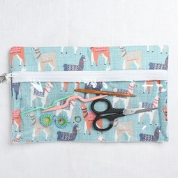 Image of Knitty Ditty Bags, Clear Ditty Notion Bag