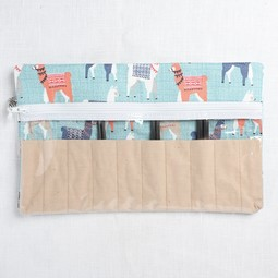 Image of Knitty Ditty Bags, Clear Interchangeable Needle Case