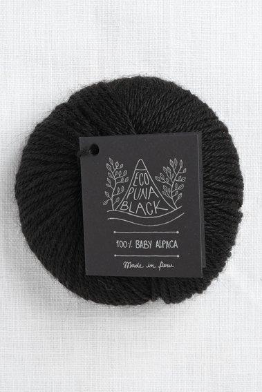 Image of Amano Eco Puna Black