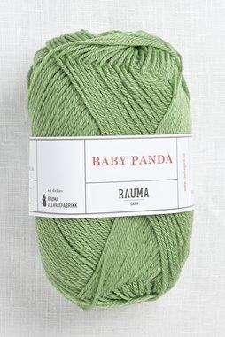 Image of Rauma Baby Panda (Baby Garn) 78 Leaf Green