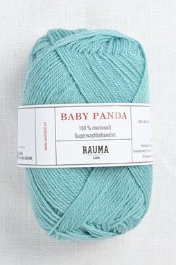 Image of Rauma Baby Panda (Baby Garn) 90 Bright Teal