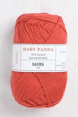 Image of Rauma Baby Panda (Baby Garn) 157 Papaya