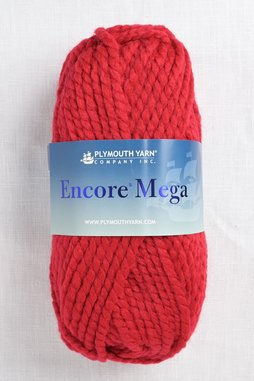 Image of Plymouth Encore Mega 9601 Red
