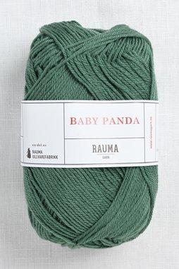 Image of Rauma Baby Panda (Baby Garn) 32 Forest Green