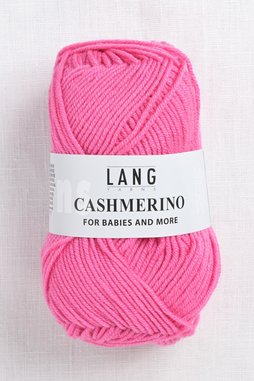 Image of Lang Cashmerino 19 Candy