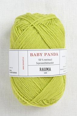 Image of Rauma Baby Panda (Baby Garn) 95 Lime