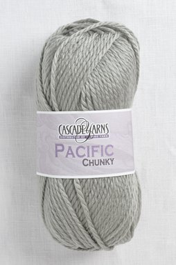Image of Cascade Pacific Chunky 24 Platinum