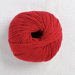 Image of Lang Merino 120 86 Bright Red