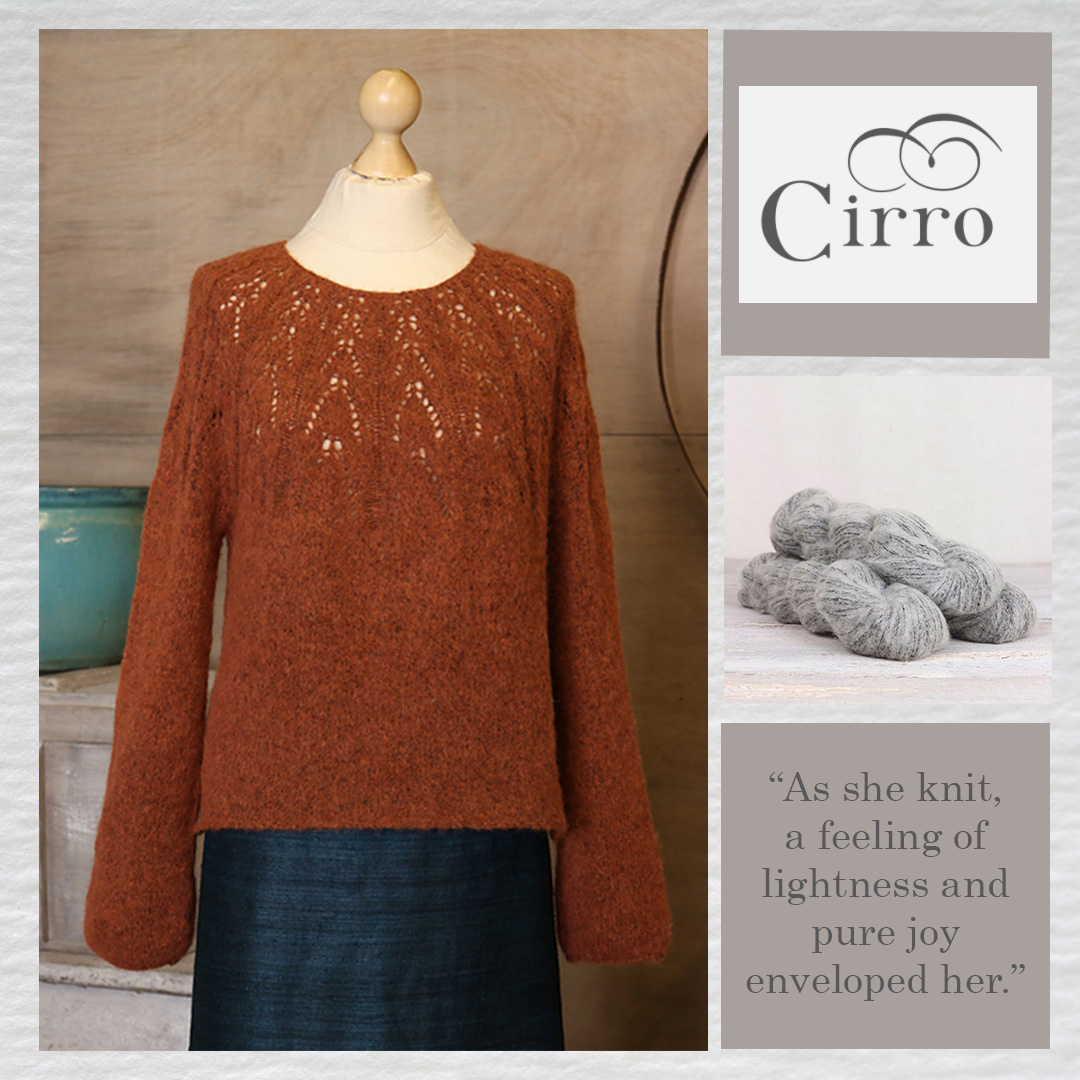 Feature Pattern of the Week - Cirro