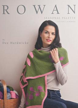 Image of Rowan Seasonal Palette Cotton Cashmere Pattern Book