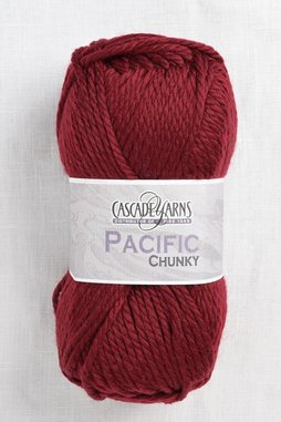 Image of Cascade Pacific Chunky 113 Bordeaux