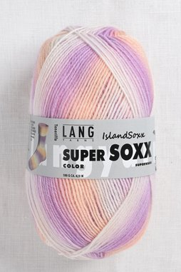 Image of Lang Super Soxx Color 268 Teneriffa