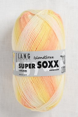 Image of Lang Super Soxx Color 265 Gran Canaria