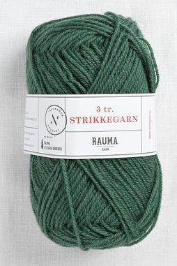 Image of Rauma 3-Ply Strikkegarn 132 Soft Green