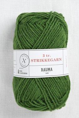 Image of Rauma 3-Ply Strikkegarn 145 Green