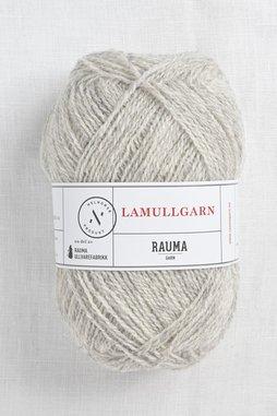 Image of Rauma 2-Ply Lamullgarn 12 Light Grey Heather