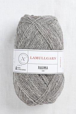 Image of Rauma 2-Ply Lamullgarn 13 Grey Heather