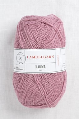 Image of Rauma 2-Ply Lamullgarn 25 Dusty Rose