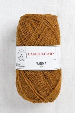 Image of Rauma 2-Ply Lamullgarn 36 Ochre