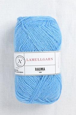 Image of Rauma 2-Ply Lamullgarn 51 Sky Blue