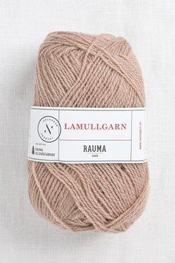 Image of Rauma 2-Ply Lamullgarn 52 Dusty Pink