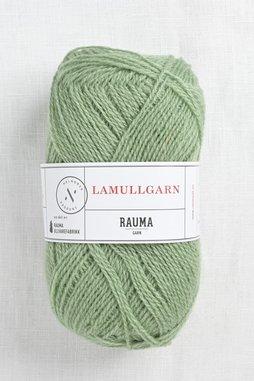 Image of Rauma 2-Ply Lamullgarn 54 Sage Green