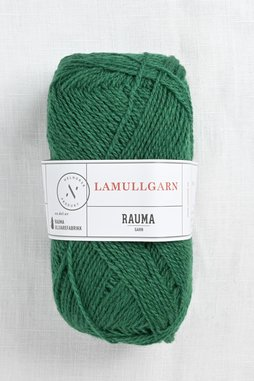 Image of Rauma 2-Ply Lamullgarn 94 Dark Green