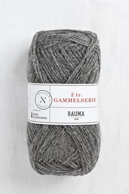 Image of Rauma 2-Ply Gammelserie 405 Grey Heather