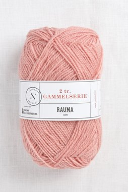 Image of Rauma 2-Ply Gammelserie 4087 Pink