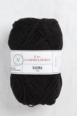Image of Rauma 2-Ply Gammelserie 410 Ebony