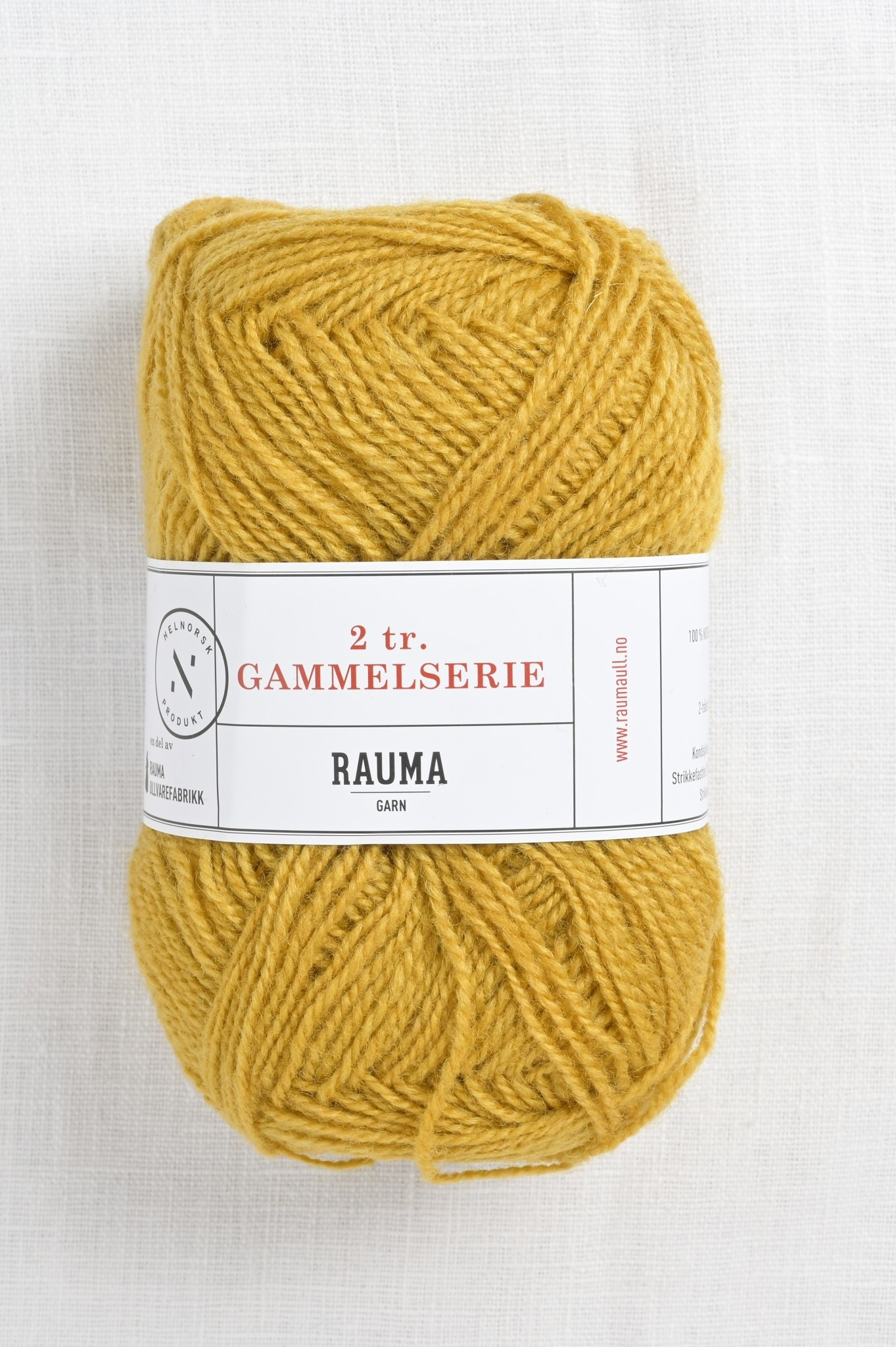 2 Ply Gammelserie in Light BLue by Rauma