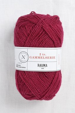 Image of Rauma 2-Ply Gammelserie 4901 Crimson