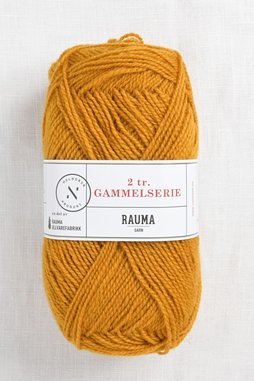 Image of Rauma 2-Ply Gammelserie 4905 Golden