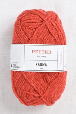 Image of Rauma Petter 343 Dark Orange