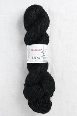 Image of Rauma Ryegarn 536 Black