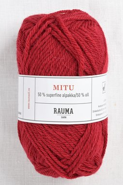 Image of Rauma Mitu 6085 Deep Red