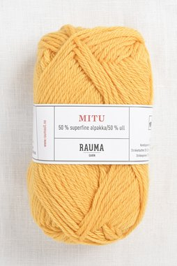 Image of Rauma Mitu 6240 Warm Yellow