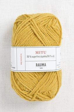 Image of Rauma Mitu 7150 Mustard Yellow