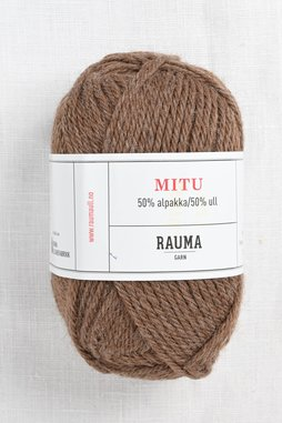 Image of Rauma Mitu SFN70 Light Brown