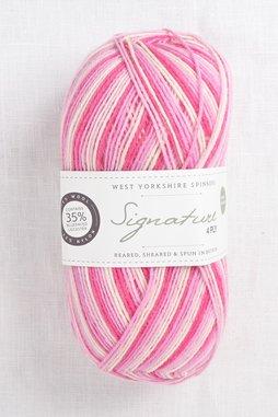 Image of WYS Signature 4 Ply 845 Pink Flamingo