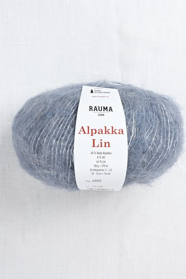 Image of Rauma Alpakka Lin
