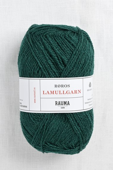 Rauma 2-Ply Lamullgarn